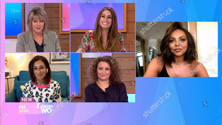 Editorial photo of 'Loose Women' TV show, London, UK - 21 May 2020