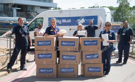Editorial photo of Coronavirus outbreak, UK - 21 May 2020
