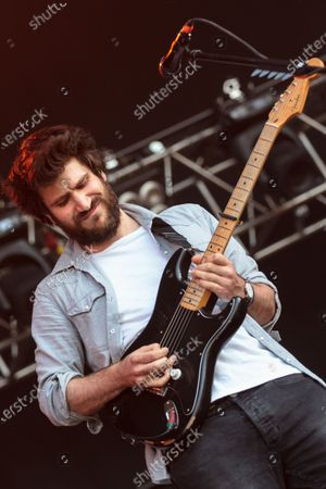 Twin Atlantic - Barry Mckenna