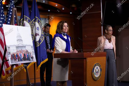 Editorial picture of Pelosi Press Conference, Washington, District of Columbia, USA - 21 May 2020