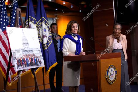 Editorial image of Pelosi Press Conference, Washington, District of Columbia, USA - 21 May 2020