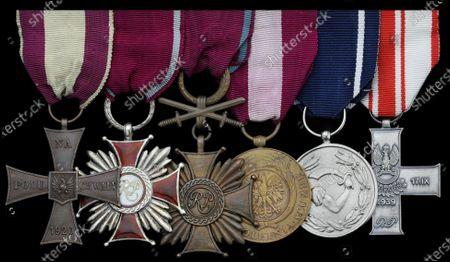 Editorial photo of WWII memorabilia, UK - 04 Mar 2020