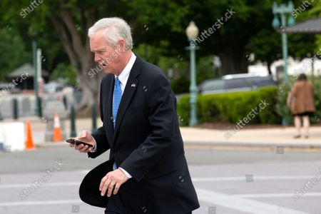 Editorial picture of Senate Votes, Washington, District of Columbia, USA - 21 May 2020