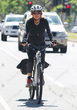 Editorial image of Goldie Hawn and Kurt Russell out and about, Los Angeles, USA - 21 May 2020