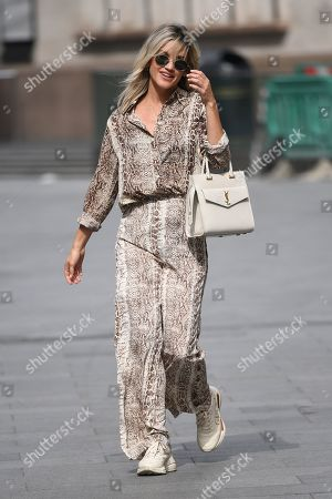 Editorial photo of Ashley Roberts out and about, London, UK - 22 May 2020