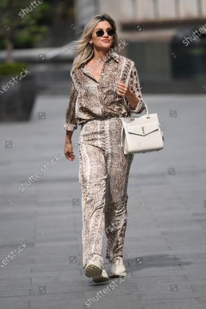 Editorial image of Ashley Roberts out and about, London, UK - 22 May 2020