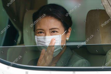 Stock Image of Japanese Empress Masako