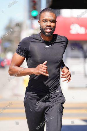 Stock Photo of DeMario Jackson