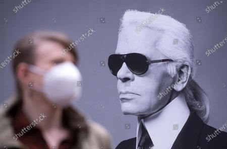 Editorial image of Virus Outbreak Lagerfeld, Halle, Germany - 22 May 2020