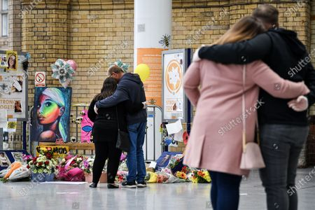 Editorial photo of Third anniversary of the Manchester Arena bombing, UK - 22 May 2020