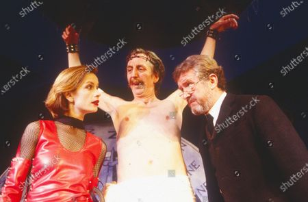 Editorial photo of 'Darwin's Flood' Play performed at the Bush Theatre, London, UK 1994 - 15 Mar 1994