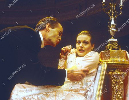 Editorial image of 'Lady Windermere's Fan' Play performed by Glasgow Citizens Theatre Company, UK 1994 - 15 Mar 1994