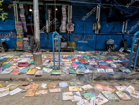 Cyclone Amphan inundates Kolkata's College Street, drowns dreams of thousands of book lovers. A waterlogged College Street in Kolkata.