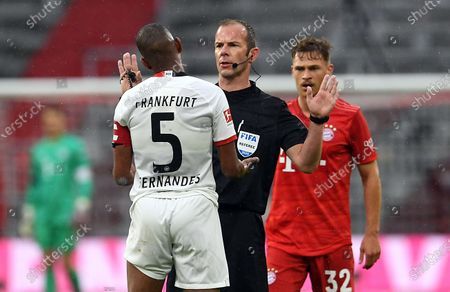 Editorial picture of Bayern Munich vs Eintracht Frankfurt, Germany - 23 May 2020