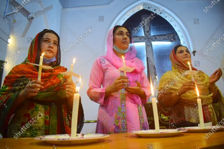 Church of Pakistan Bishop Sarfraz Humphrey Peter will pray for the martyrs of the Karachi tragedy at Kent Church on Saturday at 2 pm and will light candles in memory of the martyrs.