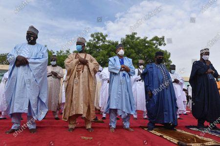 Editorial photo of Virus Outbreak Eid, Kano, Nigeria - 24 May 2020