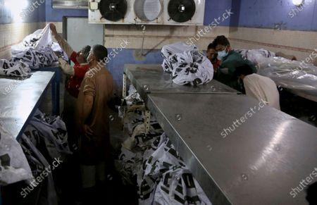 Editorial photo of Plane Crash, Karachi, Pakistan - 24 May 2020
