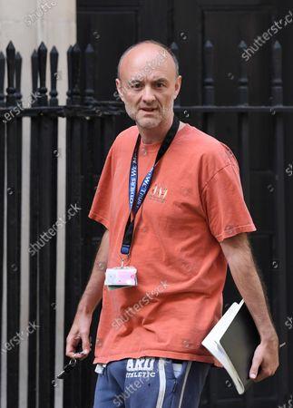 Boris Johnson defends key aide Dominic Cummings, London
