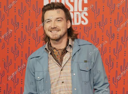 Morgan Wallen arrives at the CMT Music Awards on at the Bridgestone Arena in Nashville, Tenn. Country music singer Wallen has apologized following his weekend arrest on public intoxication and disorderly conduct charges. News outlets report the 27-year-old Wallen was arrested, after he was kicked out of Kid Rock's bar in downtown Nashville