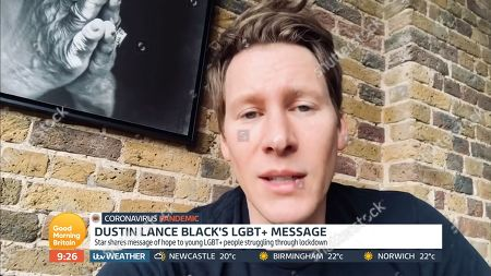 Dustin Lance Black