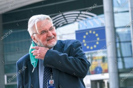 Editorial photo of EU Parliament debates about rule of law in Poland, Brussels, Belgium - 25 May 2020
