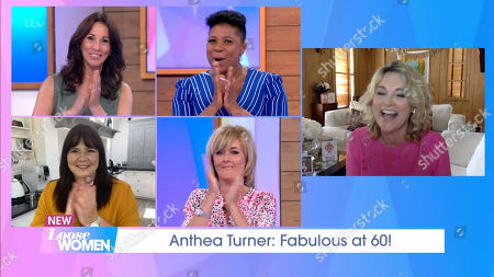 Anthea Turner, Andrea McLean, Brenda Edwards, Coleen Nolan, Jane Moore