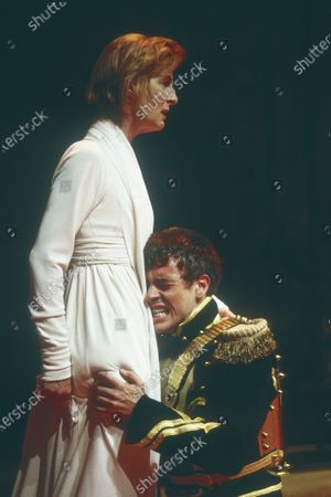 Editorial image of 'Coriolanus' Play performed by the Royal Shakepeare Company, UK 1994 - 15 May 1994