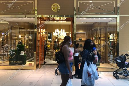 Editorial picture of Reopening of businesses, Aventura, Florida, USA - 23 May 2020