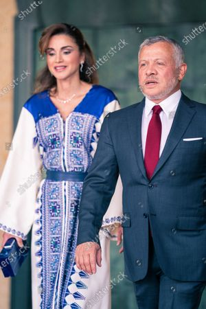 Jordanian Royals celebrate Independace Day, Amman