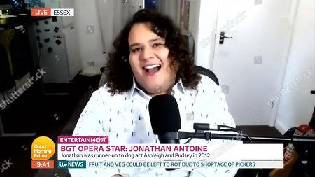 Stock Image of Jonathan Antoine