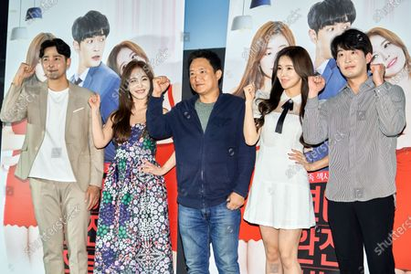 Editorial photo of 'Complete conquest of love' film premiere, Seoul, South Korea - 26 May 2020