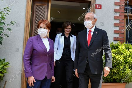 Editorial picture of Virus Outbreak , Istanbul, Turkey - 26 May 2020