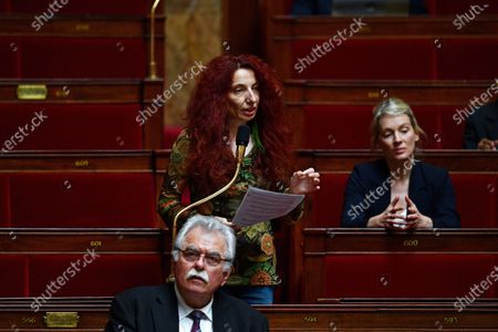 Editorial picture of Question Time at French National Assembly, Paris, France - 26 May 2020