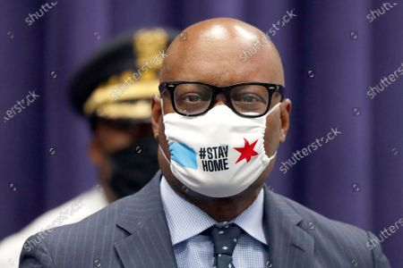 Editorial photo of Violence, Chicago, United States - 26 May 2020