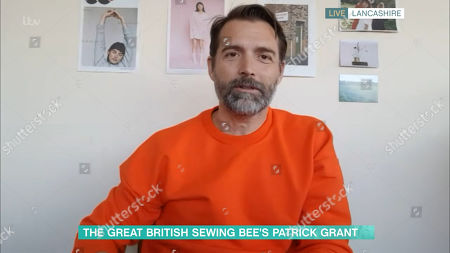 Stock Picture of Patrick Grant
