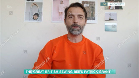 Stock Image of Patrick Grant