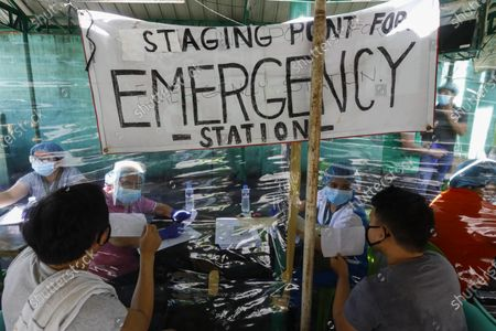 Editorial picture of Manila reaches quarantine period comparable to Chinese city of Wuhan, Philippines - 28 May 2020