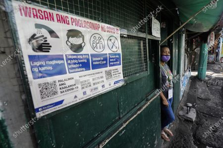 Editorial photo of Manila reaches quarantine period comparable to Chinese city of Wuhan, Philippines - 28 May 2020
