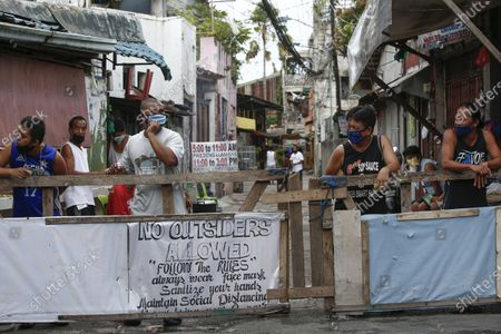 Editorial image of Manila reaches quarantine period comparable to Chinese city of Wuhan, Philippines - 28 May 2020