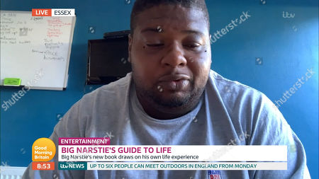 Stock Picture of Big Narstie