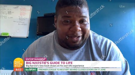 Stock Photo of Big Narstie