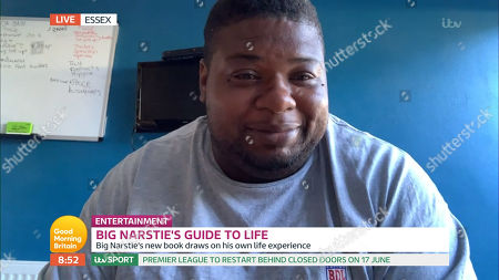 Stock Image of Big Narstie