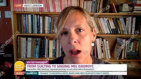 Mel Giedroyc