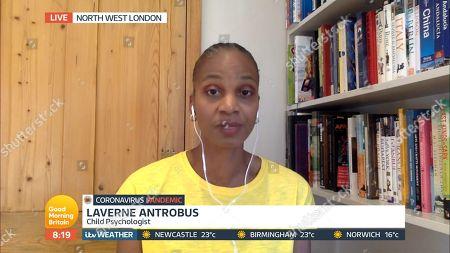 Stock Photo of Laverne Antrobus