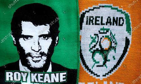 3 International Friendly 25/5/2014. Republic of Ireland vs Turkey. Merchandise outside the ground