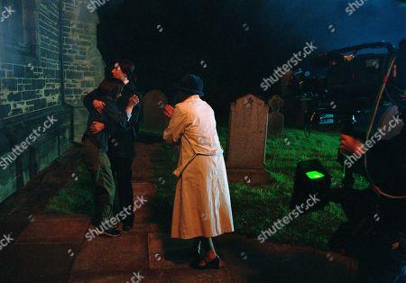 Editorial image of 'Emmerdale' TV Show UK  - Jul 2002
