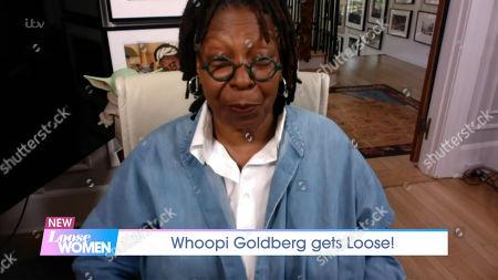 Stock Photo of Whoopi Goldberg