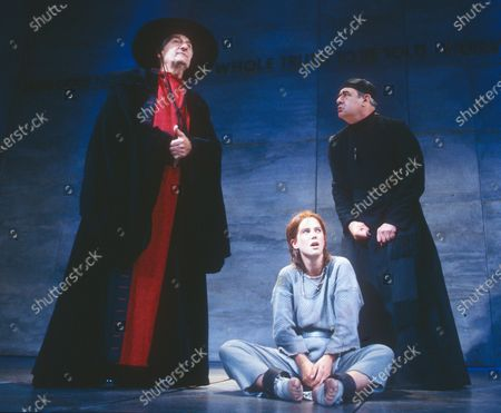 Peter Jeffries. Imogen Stubbs. David Daker