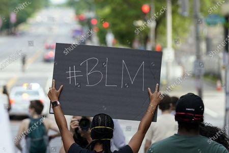 Black Lives Matter protests, Washington DC