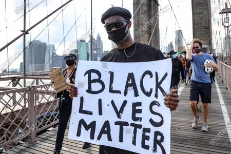 Black Lives Matter protests, New York